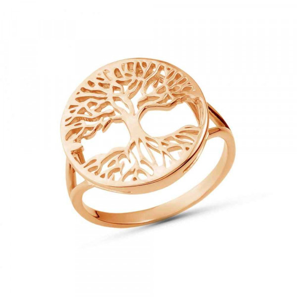 """Ring """"Tree of Life"""" gold plated"""