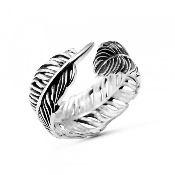"""Ring """"Feather"""""""