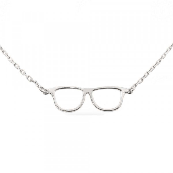 """Necklace """"Glasses"""""""